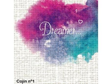 Cojín DREAMER Nº1 de JVR