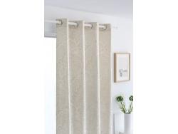 Cortina Confeccionada BETANI Beig de Textil Antilo