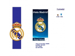 Toalla playa Real Madrid RM 06