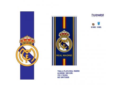 Toalla playa Real Madrid RM 26