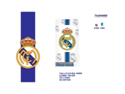Toalla playa Real Madrid RM 01