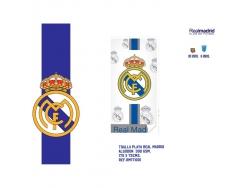 Toalla playa Real Madrid RM 01