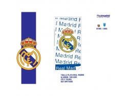 Toalla playa Real Madrid RM 05