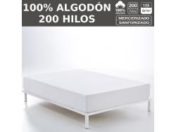 PACK 10 BAJERAS LISO 200H HOSTELERIA 100% ALGODON