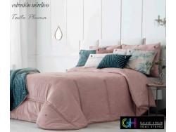 Edredón Nórdico SOUL Rosé de Textil Antilo