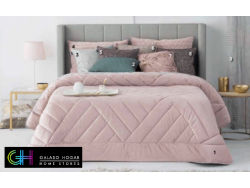 Edredón Nórdico DUAL Rosé de Textil Antilo
